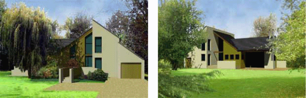 Maisons initiales, Site-in