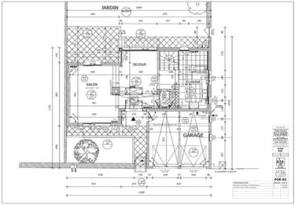 Plan, projet, Site-in