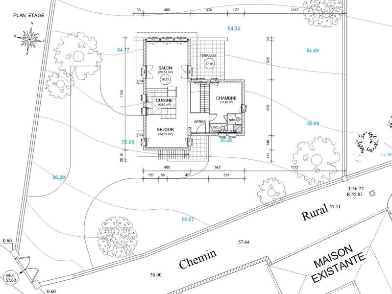 projets neufs architecte 78. Black Bedroom Furniture Sets. Home Design Ideas